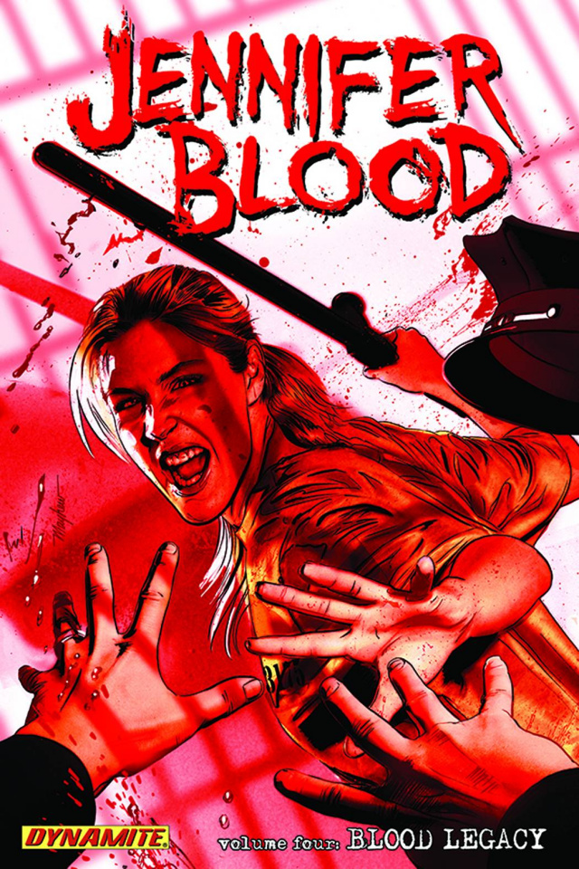 Jennifer Blood Vol. 5: Blood Legacy