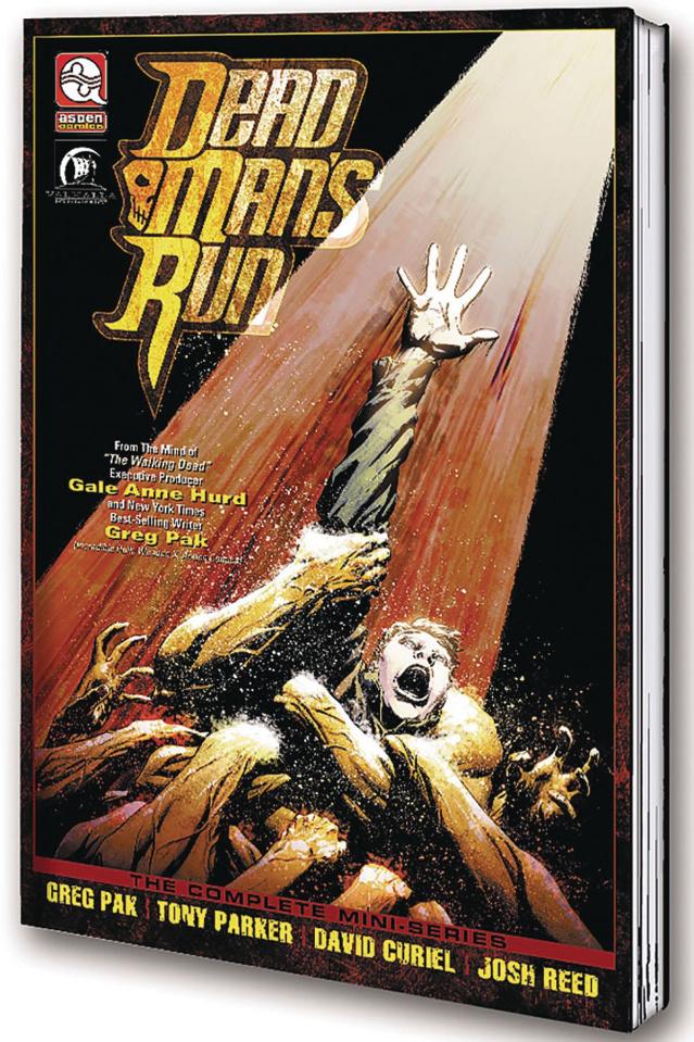 Dead Man's Run Vol. 1