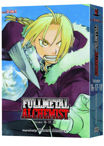 Fullmetal Alchemist Vol. 6 (3-in-1 Edition)
