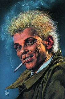 Hellblazer Vol. 8: Rake at the Gates of Hell