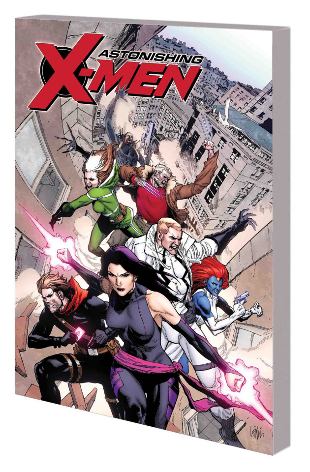 Astonishing X-Men by Charles Soule Vol. 2: The Man Called X