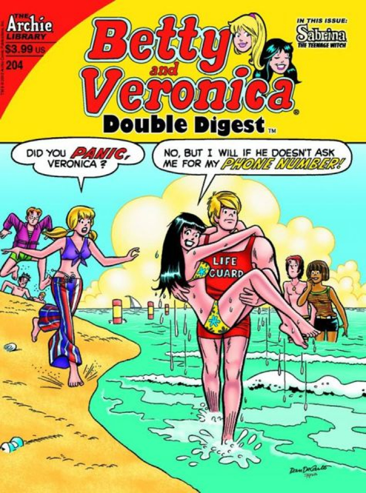 Betty & Veronica Double Digest #204