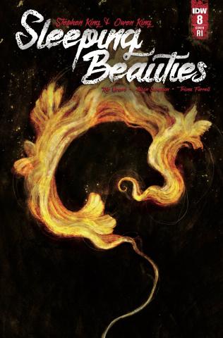 Sleeping Beauties #8 (10 Copy Heidersdorf Cover)