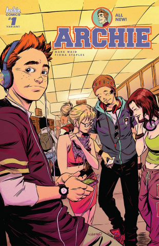 Archie #1 (Sanford Greene Cover)