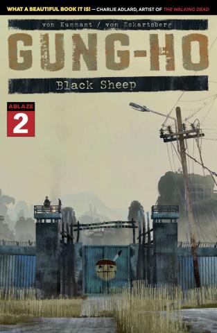 Gung-Ho #2 (Kummant Cover)
