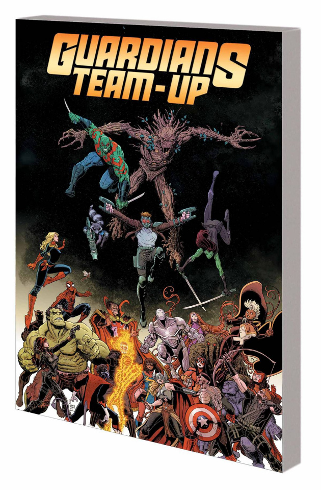 Guardians Team-Up Vol. 1: Guardians Assemble!