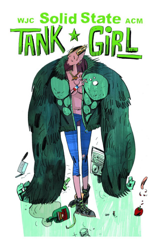 Solid State Tank Girl