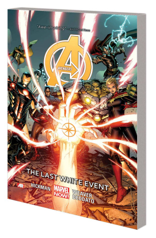 Avengers Book 2: The Last White Event