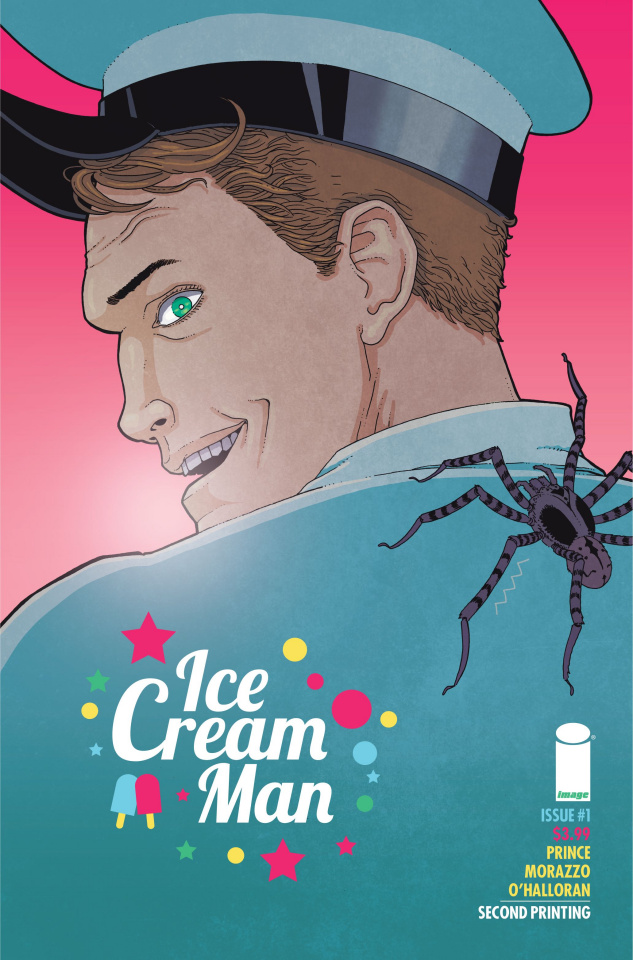 Ice Cream Man #1 (2nd Printing)