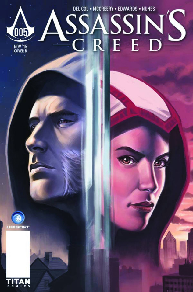 Assassin's Creed #5 (Laclaustra Cover)