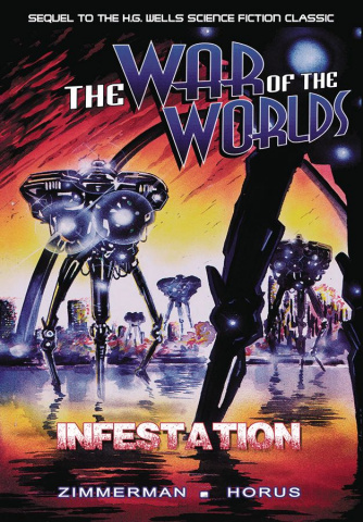The War of the Worlds: Infestation