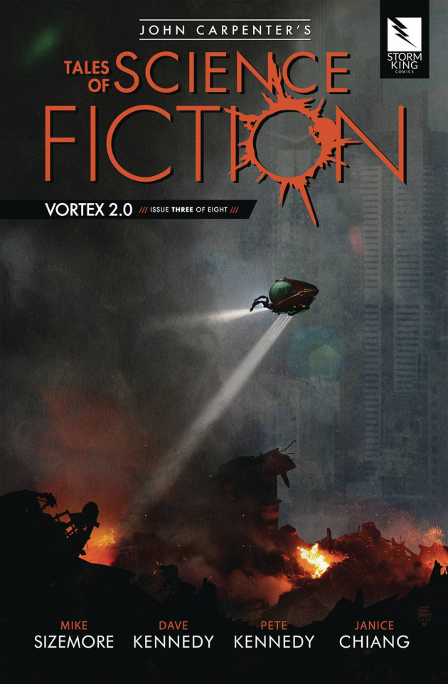 Tales of Science Fiction: Vortex 2 #3