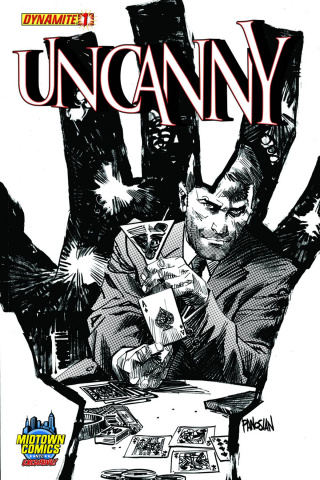 Uncanny #1 (Midtown Comics Cover)