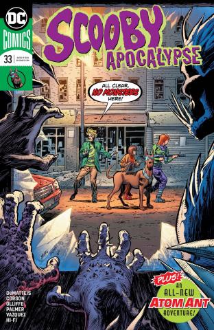 Scooby: Apocalypse #33