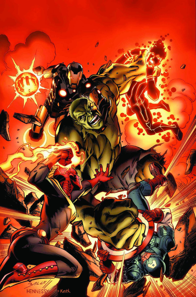 Hulk #4 (2nd Printing)