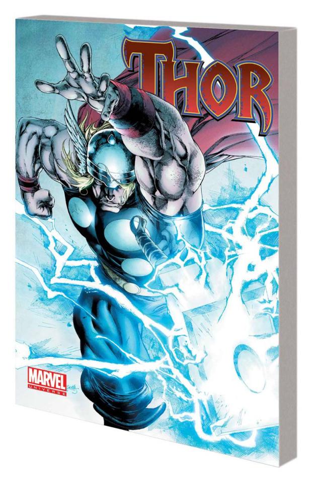 Marvel Universe: Thor Digest