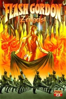 Flash Gordon: Zeitgeist #2