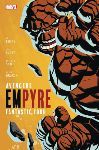 Empyre #1 (Michael Cho FF Cover)