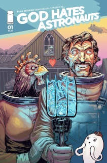 God Hates Astronauts #1 (2nd Printing)