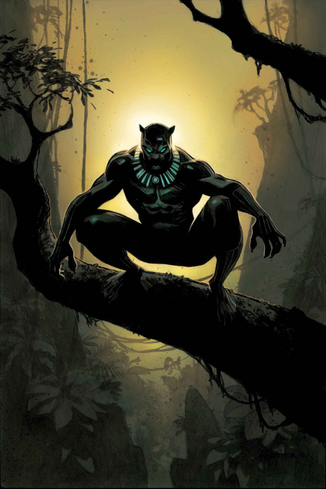 Black Panther #14 (Robinson Cover)
