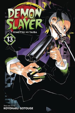 Demon Slayer: Kimetsu No Yaiba Vol. 13