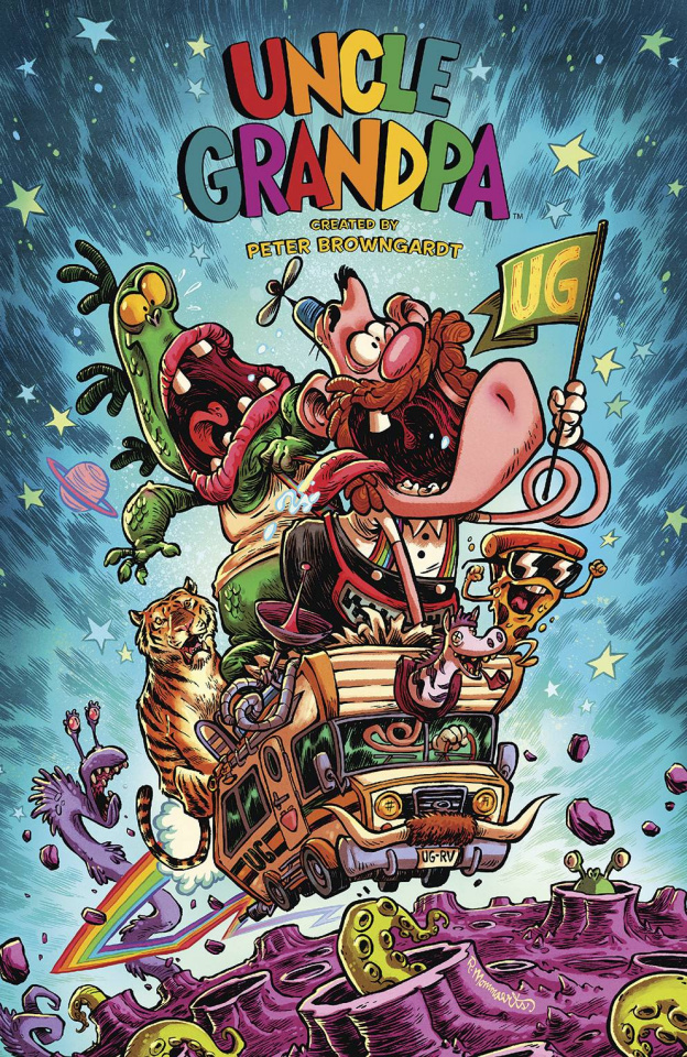 Uncle Grandpa Vol. 1