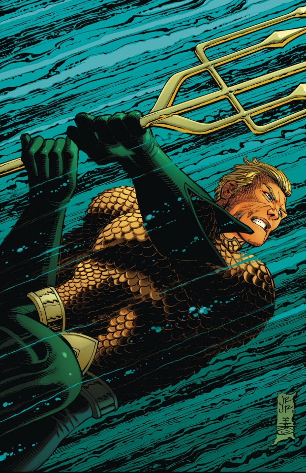 Aquaman #51 (Romita Cover)