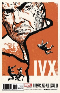 IvX #3 (Cho Cover)