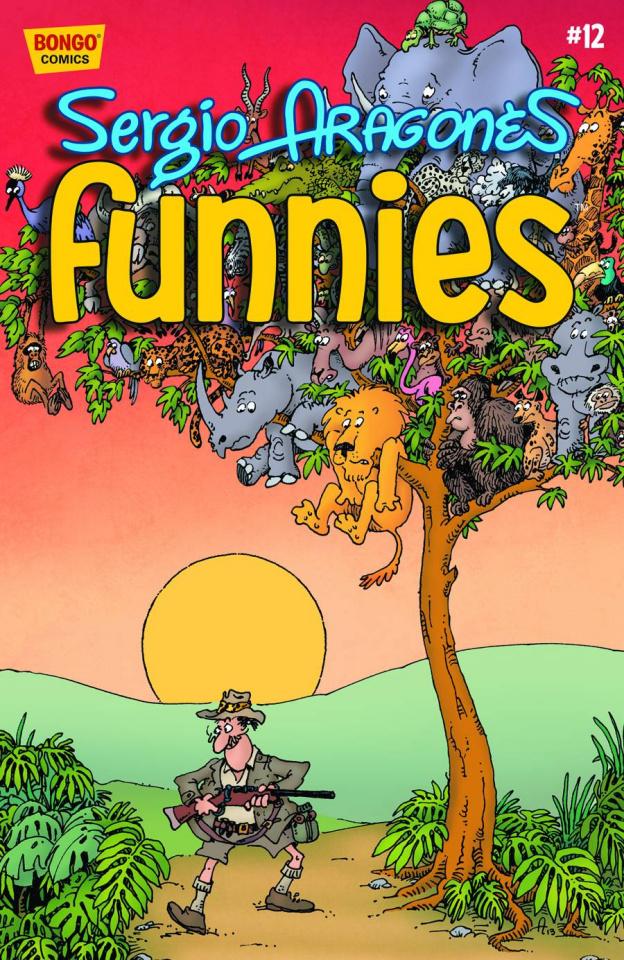 Sergio Aragones' Funnies #12