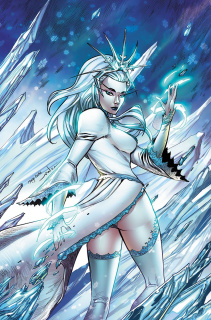 Grimm Fairy Tales: Dance of the Dead #3 (Meloni Cover)
