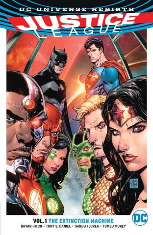 Justice League Vol. 1: The Extinction Machine