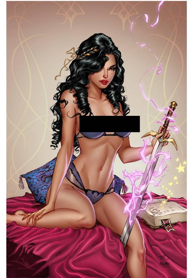 Grimm Universe Apr. 2021 (Platinum Cover)