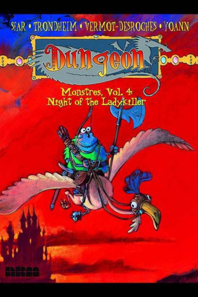 Dungeon: Monstres Vol. 4: Night of the Ladykiller