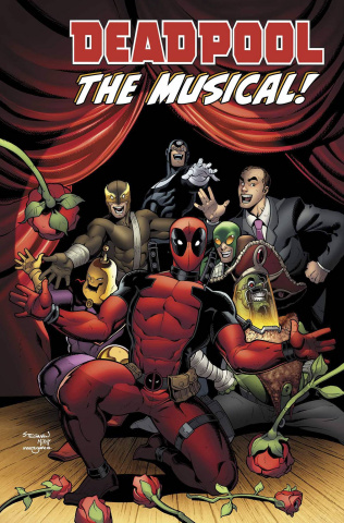 Deadpool: The Musical! #1  (True Believers)