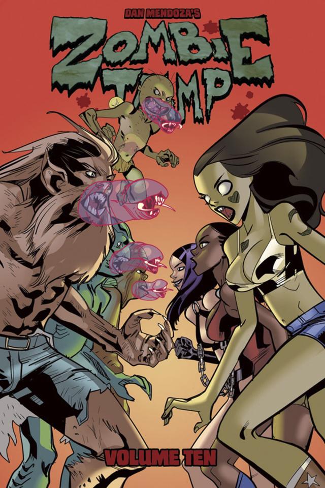 Zombie Tramp Vol. 10: Skanksm Shanks, and Shackles