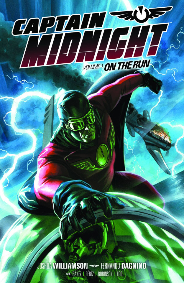 Captain Midnight Vol. 1