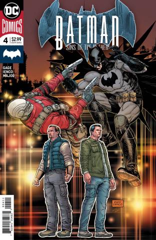 Batman: Sins of the Father #4