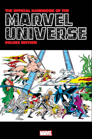 The Official Handbook of the Marvel Universe Vol. 1 (Omnibus)