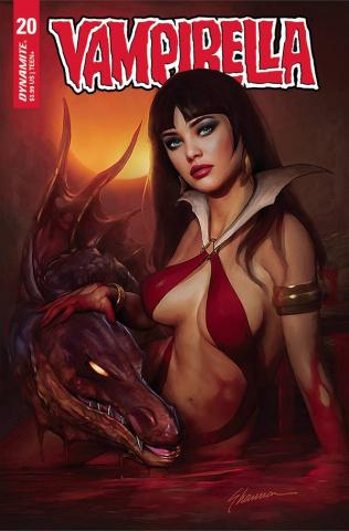 Vampirella #20 (Maer Cover)