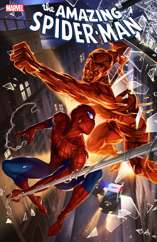 The Amazing Spider-Man #27 (Woo Cheol Lee / BobG Cover)
