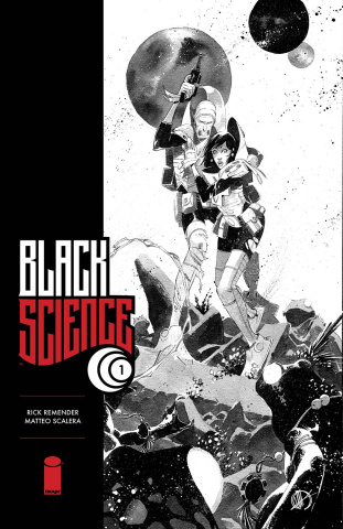 Black Science #1 (Image Giant Sized Creator Proof)