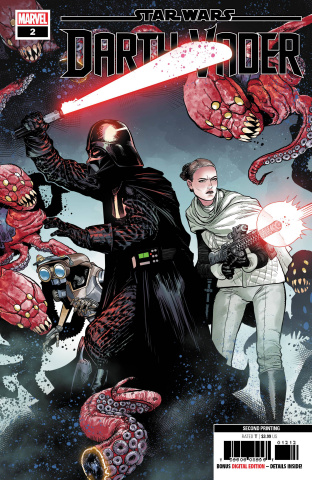 Star Wars: Darth Vader #2 (2nd Printing)