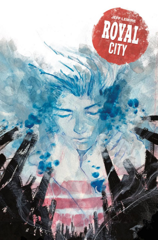 Royal City #14 (Fawkes Cover)