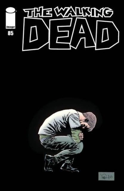 The Walking Dead #85