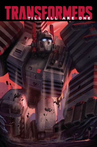The Transformers: Till All Are One Vol. 2