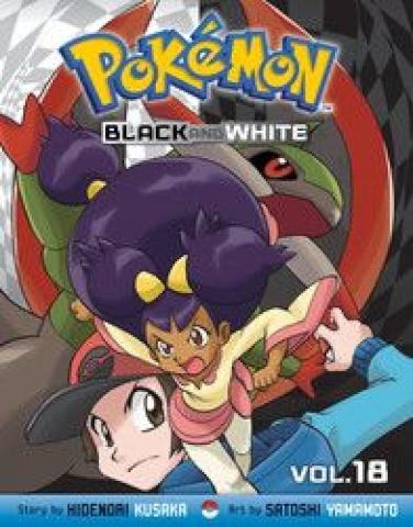 Pokémon: Black & White Vol. 18