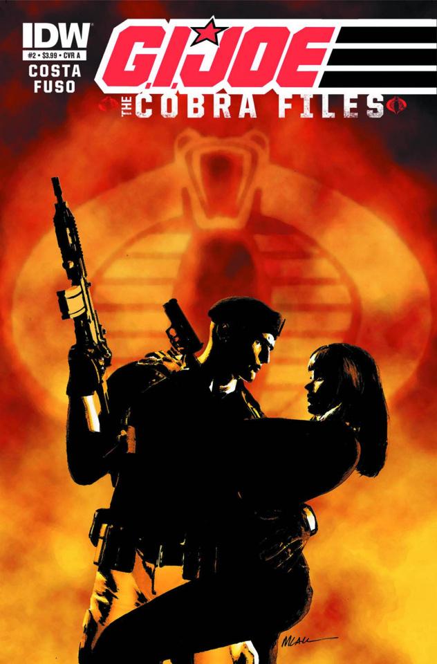 G.I. Joe: The Cobra Files #2