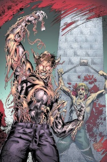Grimm Fairy Tales: Inferno - Resurrection #3 (Watson Cover)