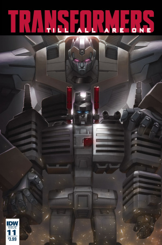 The Transformers: Till All Are One #11