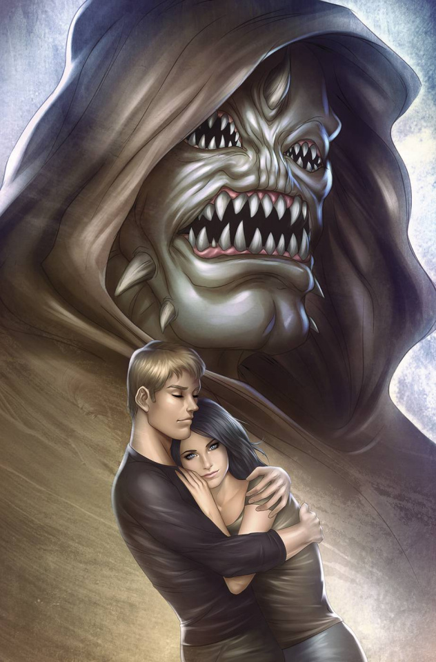 Grimm Fairy Tales: Wonderland #37 (Meguro Retribution Cover)
